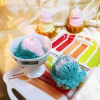 KCCA 雪糕冰淇淋蠟燭